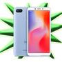 Celular Xiaomi Redmi 6 32gb 3gb 5.45 + Película + Fone
