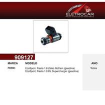 Bico Injetor Ford Fiesta, Ecosport 1.0 8v Supercharger Todos