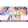Painel Banner Lona Decorativo Festa Princesas Disney 2x1m