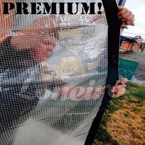 Lona Transparente Pvc 700 Micra Toldo Cobertura Tenda 10x2,5