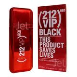 212 Vip Black Red Edp 100ml Masculino | Original + Amostra