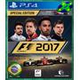 F1 17 Ps4 Formula 1 2017 - Original 2 Dublado Br- Envio Já*