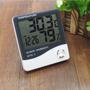Termômetro Higrômetro Relógio Despertador Digital Umidade