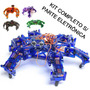 Kit Hexapod Hexápod Aranha Robô Ideal P/ Projetos C/ Arduino
