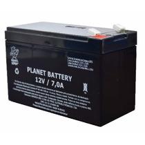 Kit 2 Bateria Selada 12v 7a Recarregável