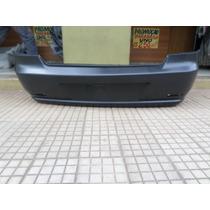 Parachoque Envolvente Traseiro Fiat Siena Restyling 05/08 Pr