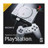 Console Playstation Classic Sony Scph-1000r Com 20 Jogos Biv