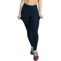 Calça Legging-saia Tecido Bolha Fitness, Academia, Ginástica