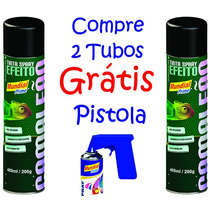 Tinta Spray Camaleão Efeito 400ml Mundial Prime
