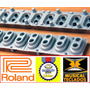 Borracha Original P/ Teclado Roland G70 Frete Gratis