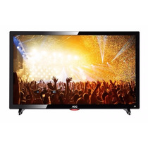 Tv Monitor Led 24 Le24d1461 Aoc Full Hd Hdmi Usb Entrada Pc
