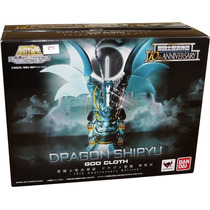Cloth Myth Shiryu De Dragão God 10th Ou V4 Bandai 10 Anos