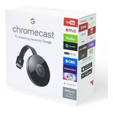 Cromecast Chromecast 2 Full Hd 1080p Wi-fi Hdmi Netflix