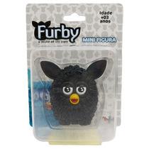 Furby Mini Figura Preto Hasbro Pronta Entrega
