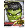 Máscara Eletrônica Hulk Hasbro