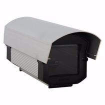 Caixa Proteção Para Câmera Alumínio Anodizado Tamanho Médio