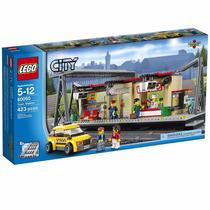 Lego City 60050 Estacao De Trem , Novo, Pronta Entrega