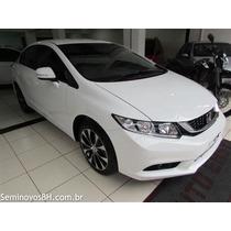 Sucata Honda New Civic 2016 Para Retirada De Peças