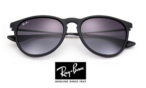 Ray Ban Erika 4171 Várias Cores Original Garantia + Brinde. R  220 74ca3c75dd