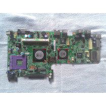 Placa Mãe 37gu40050-10 Notebook Intelbras