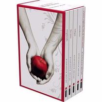 Box Saga Crepúsculo (5 Livros) - Sthephenie Meyer - Lacrado