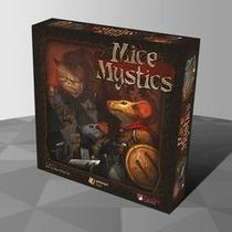 Mice And Mystics - Board Game - Em Português