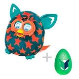 Boneco Furby Boom A 6807 Portugues + Ovo Surpresa