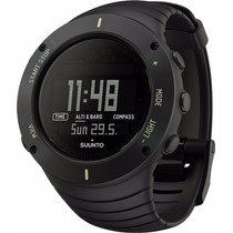 Relógio Computador Pulso Suunto Core Ultimate Black Original
