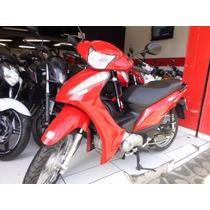 Honda Biz Es 125 Ano 2012 Apenas 23000km Shadai Motos