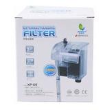 Filtro Externo Aleas Xp 06 250 L/h Aquarios Até 40l