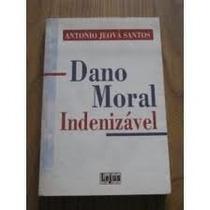 Livro Dano Moral Indenizável Antonio Jeová Santos Livro