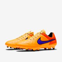 Chuteira Nike Tiempo Genio Leather Fg Campo Original