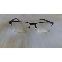 0407edecf Óculos Armação De Grau Masculino Leve Lpp23 Frete + Brinde
