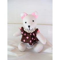 Urso Lembrancinha Para Nicho Menino Decoração Quarto Infanti