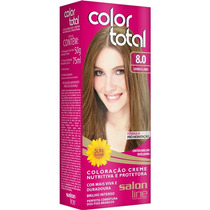 Coloração/tintura Permanente Color Total 8.0 Louro Claro