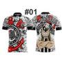 Camiseta Futebol Corinthains/ Timao/gaviao /fiel/ Loucos #01