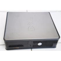 Cpu Dell Optiplex 320, Hd 80gb, 1gb Ram - Com Garantia