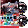 Dvd Power Ranger Turbo Completo - Todos Episódios