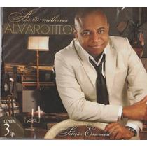 Cd Alvaro Tito As 60 Melhores (3 Cd`s)