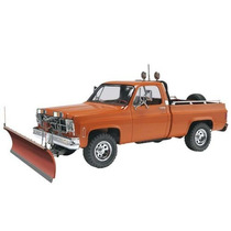 Gmc Pick Up Com Raspador De Neve 1:24 - 857222 - Revell