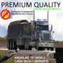 Lona Premium Caminhão Lonil Pvc Argola Emborrachada 13,5x5,5