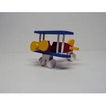 Avião Madeira Mdf Lembrancinha Aniversario Pequeno Príncipe