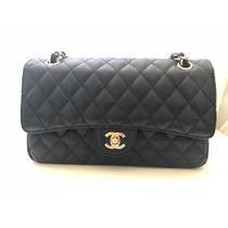 4f83fc579 Oportunidade Bolsa Classic Flap 2.55 Couro Caviar Com Caixa