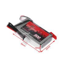 Bateria Wild Scorpion 11.1v 500mah 3s 25c Li-po