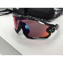 Oculos Oakley Jaw Breaker Polarizado Oo9290-08 Original