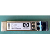 A7446b 4g Hp Sw Sfp Fiber Channel Transceiver, Novo!!!