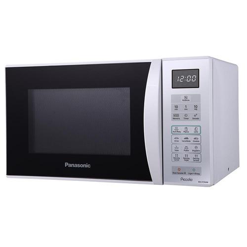 Forno Micro - ondas 25l Nn - st354wrun Branco 110v Panasonic