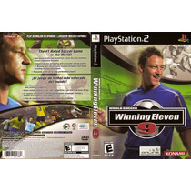 Patch Winning Eleven 9 Ps2