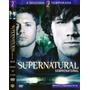 Dvd Supernatural 2ª Temporada Discos 5 E 6 Episódios 16 - 22