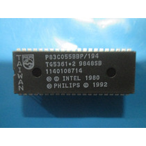 Circuito Integrado Philips P83c055bbp/194